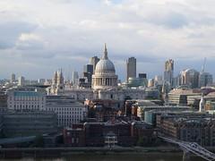 St Paul's (msganching) Tags: bridge london thames skyline cathedral stpauls barbican highrises cityoflondon