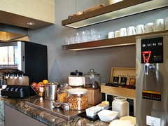 Tea and snacks (A. Wee) Tags: tea snack plazapremium lounge canada  vancouver  airport  yvr