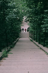 (RossEdwards) Tags: trip sea summer holiday streets film 35mm canon sweden ae1 gothenburg liseberg scandanavia