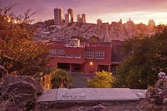 Coit Tower - 062016 - 01 (Stan-the-Rocker) Tags: sanfrancisco sony coittower northbeach telegraphhill russianhill ilce sel1855 stantherocker