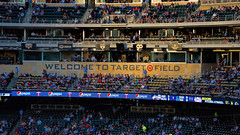 Welcome To Target Field (SPP- Photography) Tags: usa minnesota twins baseball stadium minneapolis target twincities minnesotatwins baseballstadium targetfield
