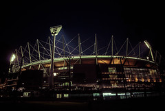 MCG Brown and Gold as it should be! (snookaj) Tags: mcg brown gold it should be