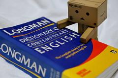Longman Dictionary of Contemporary English (ikdk) Tags: