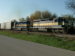 10-08-10 (36) (This Guy...) Tags: road railroad car train graffiti box graf rail rr traincar boxcar graff 2010