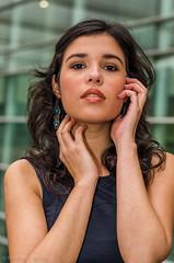 Aurora (Imagen Selecta) Tags: model modelo brunette fashion girl female beauty pretty gorgeous nikond7000 nikkoraf85mmf18d portrait portraiture retrato