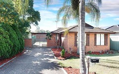 95 Colebee Crescent, Hassall Grove NSW