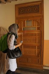 Nuristani window (annikaAn) Tags: afghanistan window woodwork wood kabul artisan