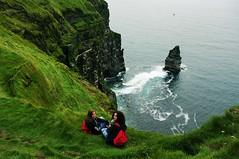 Cliffs of Moher (Angelo Petrozza) Tags: cliffs moher ireland dublino dublin green verde scogliera pentaxk20d