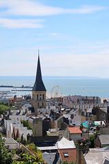 Le Havre (Mariie76) Tags: paysage urbanisme urbanisation ville le havre normandie seine maritime 76 mer ciel bleu t soleil btiments