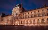 Pavillon Richelieu (XILAG Pictures) Tags: 1635 canon canonef1635mmf4lisusm dri dynamicrangeincrease ef1635mmf4lisusm idf iledefrance louvre night paris photoshop luminositymasks lightroom 70d