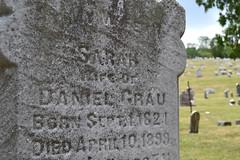 Wife of Daniel (MTSOfan) Tags: gravemarker marriage cemetery cannonhill boyertown headstone grave