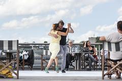 Tango aan de Maas (Jan Sluijter) Tags: hotelnewyork tango rotterdam