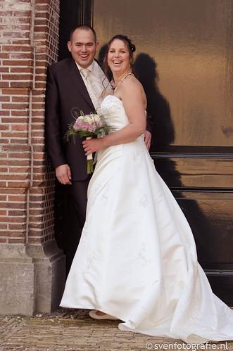 Trouwen Roland & Renate
