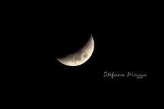The Moon - La Luna (Stefano Piazza) Tags: moon canon luna piazza stefano 1200d