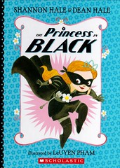 The Princess in Black (Vernon Barford School Library) Tags: new school fiction black monster reading book high princess library libraries hard reads books read cover superhero junior magnolia novel covers monsters bookcover superheroes middle vernon quick royalty recent princesses magnolias qr bookcovers novels fictional hardcover barford quickreads hardcovers quickread shannonhale vernonbarford deanhale 9780545812443 princessinblack princessmagnolia