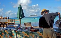 Tahitianprincess and greakfast Hotel KIAORA Tahiti Rangiroa (sapphire_rouge) Tags: france lagoon resort tahiti atoll kiaora rangiroa polynesia snorkeling タヒチ franchpolynesia 環礁 ランギロア ポリネシア atool polynésiefrançaise フレンチポリネシア island