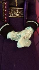 17 '' Regal Elsa Detail (myuoi) Tags: march frozen doll purple disney 17 limited edition elsa regal 2015