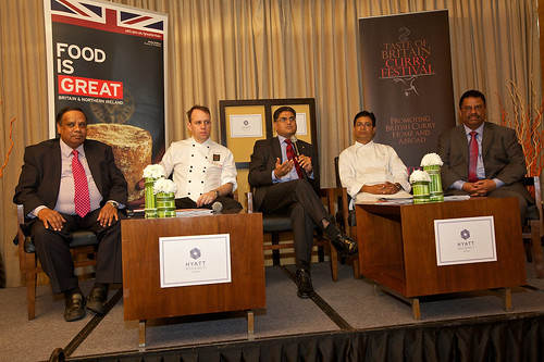 British Curry Festival in Chennai
