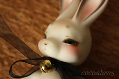 Sensitive Peppi Coming soon! (Cocoriang) Tags: bjd sleepyhead peppi cocoriang sensitivepeppi
