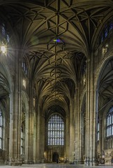 Canterbury Cathedral (photographyfasttrack) Tags: panorama kent nikon angle cathedral empty pano wide canterbury inside d7100 vertorama