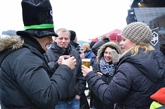 After Race Party beim Snowboard Weltcup 2015