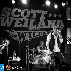 If you are heading to SXSW, make sure you catch @six5riv bash it out with Scott Weiland!!!!!!  #qdrumco #repost ・・・Hello SXSW!!! Shows 19-20-and 2  shows the 21st...let's do this⚡️⚡️#Qdrums#SXSW#scottweilandandthewildabouts