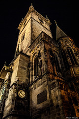 Night in Prague (Pavliv Anna) Tags: life old city travel sky panorama art love nature beautiful beauty architecture night town artist day arch view czech prague style praha journey gohtic descover