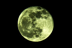 Moon (Mart R Porter @MartRP_Photos) Tags: sea sky moon night photography astro full craters lunar tranquilaty