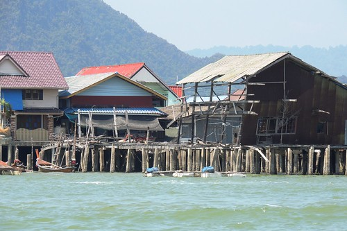 Sea Gypsy Floating Village Phang Nga Bay