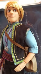 Disney Limited Edition Doll 18'' Kristoff Frozen (myuoi) Tags: summer march frozen store disney 17 18 limited edition exclusive kristoff 2015