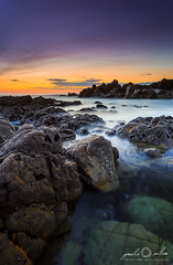 Boa Nova - Sunset (paulosilva3) Tags: seascape nova landscape long little boa lee filters stopper expos palmeira leça polariser prai canoneos6d