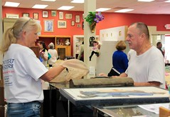 """FSO Thrift Store Ribbon Cutting • <a style=""""font-size:0.8em;"""" href=""""https://www.flickr.com/photos/58294716@N02/16847413088/"""" target=""""_blank"""">View on Flickr</a>"""