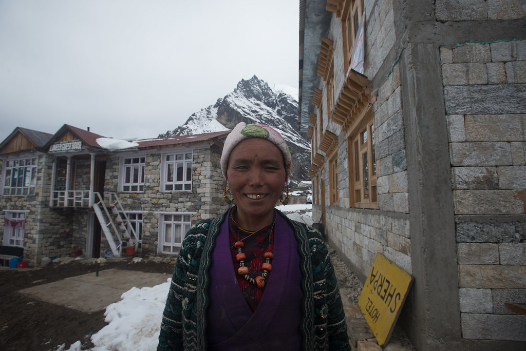 Our Nepali Host