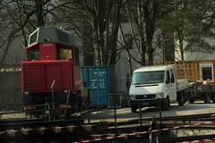 SBB Tm 234 123 - 8 Ameise ( Bahndiensttraktor - Baudiensttraktor - Traktor - Tm 2/2 => Hersteller Stadler - Bombardier => Inbetriebnahme 2002 ) bei ... im Kanton Zrich der Schweiz (chrchr_75) Tags: chriguhurnibluemailch christoph hurni schweiz suisse switzerland svizzera suissa swiss chrchr chrchr75 chrigu chriguhurni 1503 mrz 2015 hurni150319 bahn eisenbahn schweizer bahnen train treno zug albumzzz201503mrz albumbahnenderschweiz albumbahnenderschweiz201516 sbb cff ffs bahndiensttraktor traktor tm 234 juna zoug trainen tog tren  lokomotive  locomotora lok lokomotiv locomotief locomotiva locomotive railway rautatie chemin de fer ferrovia  spoorweg  centralstation ferroviaria