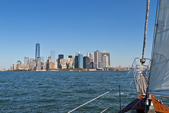 Harbor Sailing (SamuelWalters74) Tags: newyorkcity newyork unitedstates manhattan worldtradecenter financialdistrict brooklynbridge manhattanbridge batteryparkcity worldfinancialcenter nycskyline newyorkharbor 7worldtradecenter freedomtower 1worldtradecenter 1wtc brookfieldplace oneworldtradecenter 4worldtradecenter