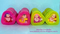 Coleção Coração - 2007 (~Marba~Furtado~) Tags: doll estrela coração 2007 fofolete bonequinha beandoll matchboxdoll
