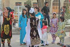 Nowruz Day, Bukhara, Uzbekistan