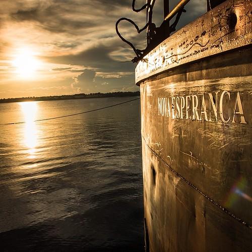 Barcaça Nova Esperança #nikon #d610 #brazil #meubrasil #mtur #pordosol #sunset #interiordobrasil #sky #saopaulo #landscape #paisagensbrasileiras #travel #traveltheworld #viagens #viagensincriveis