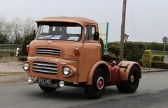 Leyland Badger SVV 140 William Hunter Riverside Frank Hilton 24042015 134 (Frank Hilton.) Tags: heritage classic truck frank photos transport hilton lorry trucks commercials riversidefrankhilton24042015