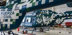 Fuerza Civil Policia (rogersrincon2893) Tags: mexico hangar civil veracruz aeropuerto policia gob rotor servicio palas turbina fuerza helicopteros ayudas squi soportes