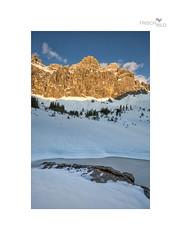 Mrtschenstock (Frischbild) Tags: winter glarus spaneggsee