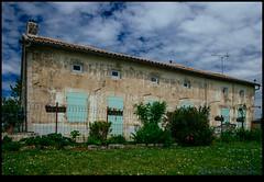 160507-7976-XM1.jpg (hopeless128) Tags: sky france building clouds eurotrip fr 2016 bioussac aquitainelimousinpoitoucharentes aquitainelimousinpoitoucharen