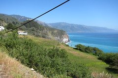 View from Lucia (Campy Only) Tags: california bicycling coast ride bigsur hwy1