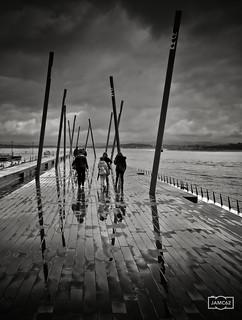 Paseo tras las lluvia/ Walk after the rain