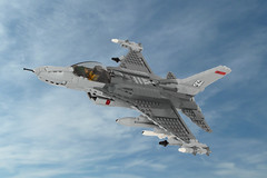 F-16C Block 52+ (Corvin Stichert) Tags: plane fighter martin lego general aircraft jet f16 falcon block fighting lockheed viper dynamics 52