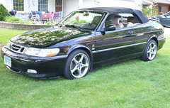 black_viggen_top_up_DSC_0024 (pamcarlson1) Tags: 2002 convertible 93 saab viggen