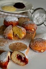 Berlinesas clsicas (extraosmaridajes) Tags: food cooking postre de dessert sweet comida bolas donuts dulce fraile berlinesas berlinas