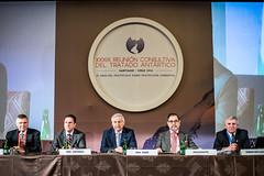 """Canciller Muñoz tras inauguración de Reunión Consultiva del Tratado Antártico """"Para Chile la Antártica es Futuro"""" (14)"""