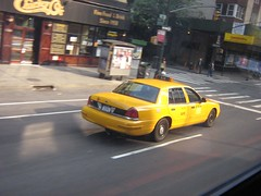 28 Juillet 2007 - 086 - Taxi (Patrick Limoges) Tags: new york city