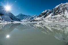 DSC_2519 (vincent-gabriel berger) Tags: new montagne eau lac beaut paysage froid montain brume zeland